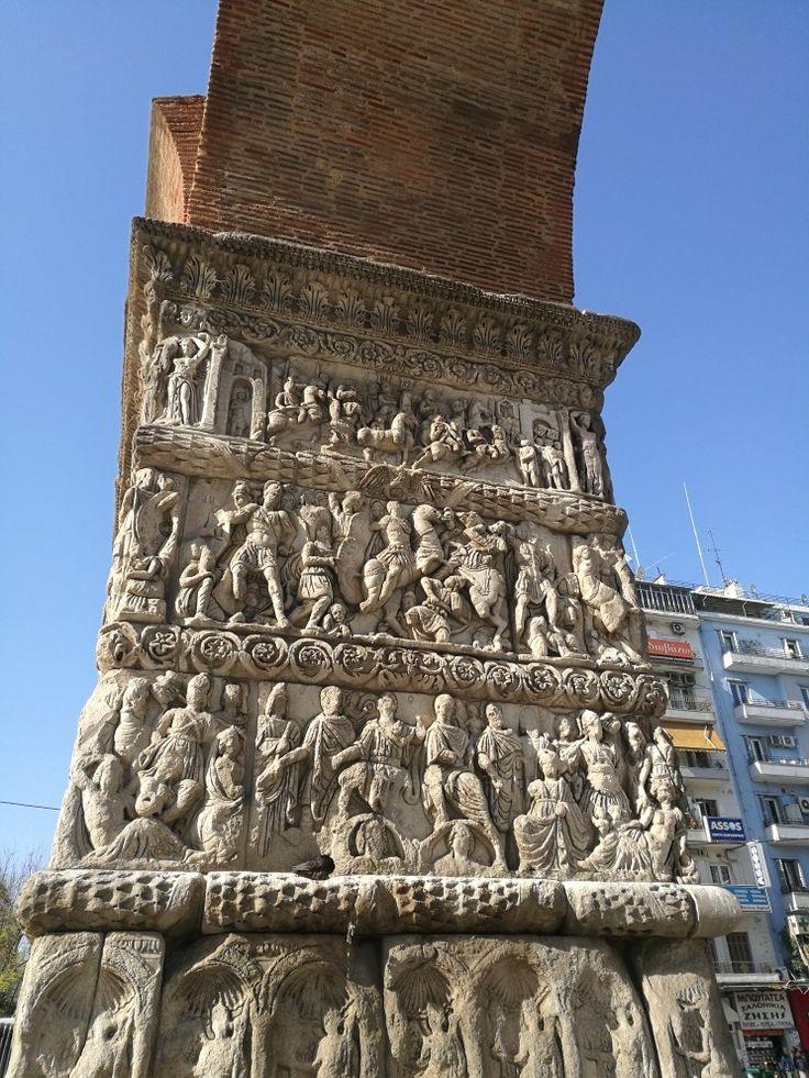 Kamara Thessaloniki Macedonia Greece