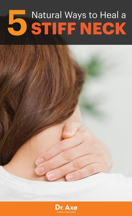 Chances are your stiff neck can be resolved without the need for drugs or serious intervention. Learn the symptoms and natural remedies.