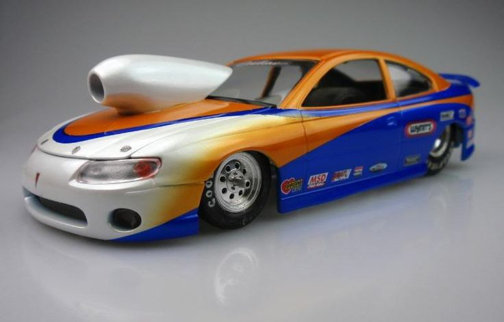 some drag slot car bodies - FineScale Modeler - Essential magazine for scale model builders, model kit reviews, how-to scale modeling, and scale modeling products