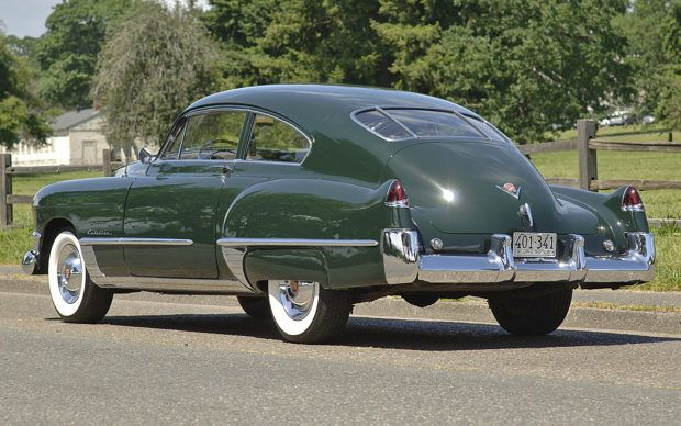 125 Best Cadillac 1948 1950 Images On Pinterest Old