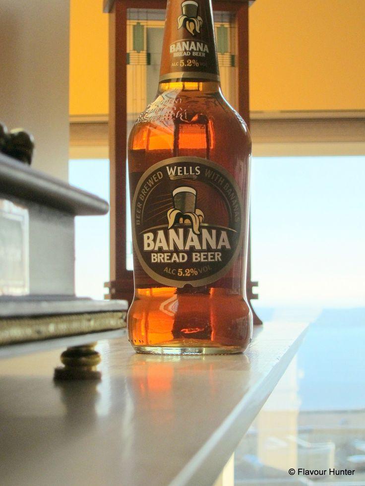 Wells Banana Bread #Beer