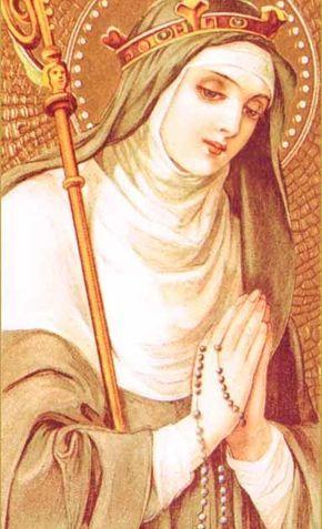LIBERTE 1.000 ALMAS DO PURGATÓRIO E CONVERTA OS PECADORES Jesus prometeu à Santa Gertrudes que salvaria mil almas do...