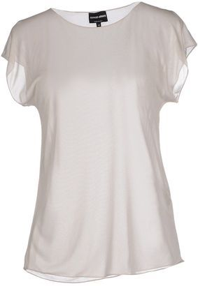 GIORGIO ARMANI T-shirts - Shop for women's T-shirt - Beige T-shirt