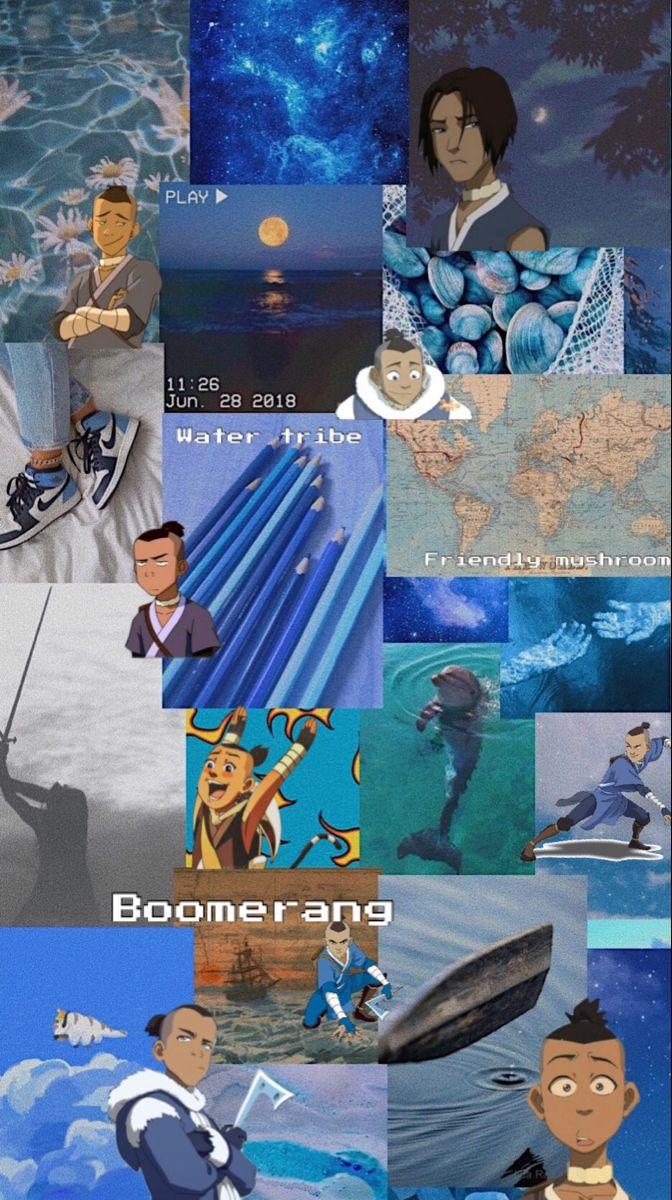 Sokka Aesthetic Wallpaper In 2020 Avatar The Last Airbender Art Avatar Poster Avatar Airbender