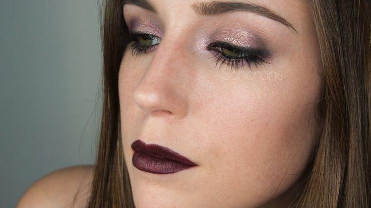 "Maquillaje de tendencia ""Vampy"": https://www.youtube.com/watch?v=ixld-7U664E"