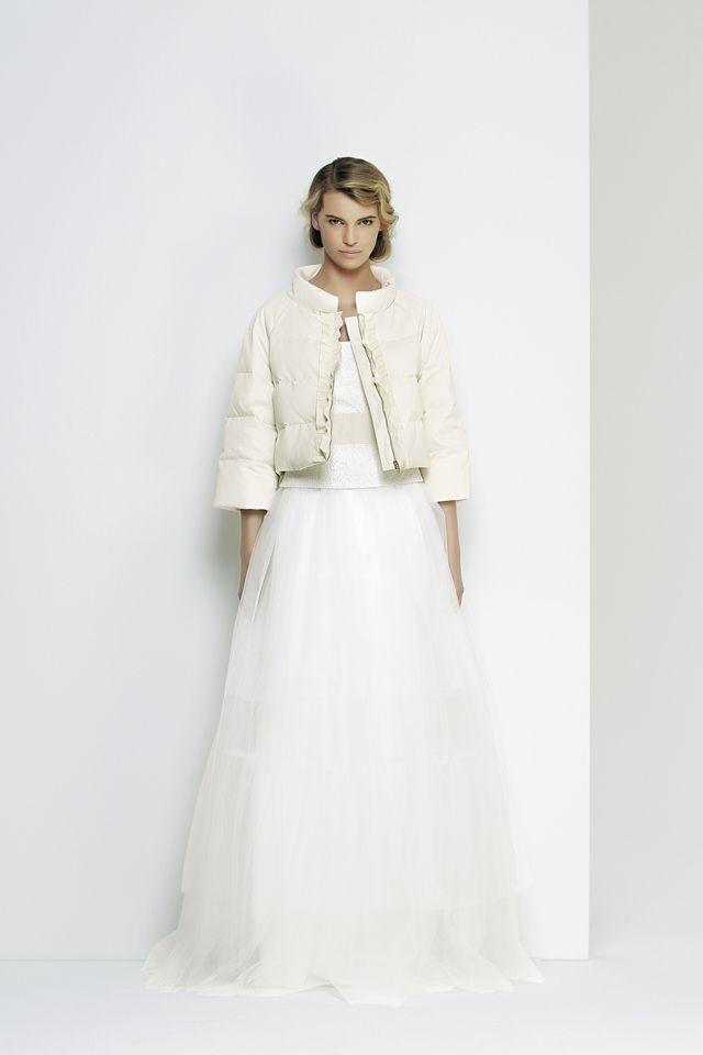 Robe de mariee collection hiver
