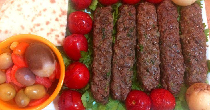 طريقة عمل الكباب العراقي بالصور من Hamoudy S Kitchen Recipe Recipes Rice Recipes Food