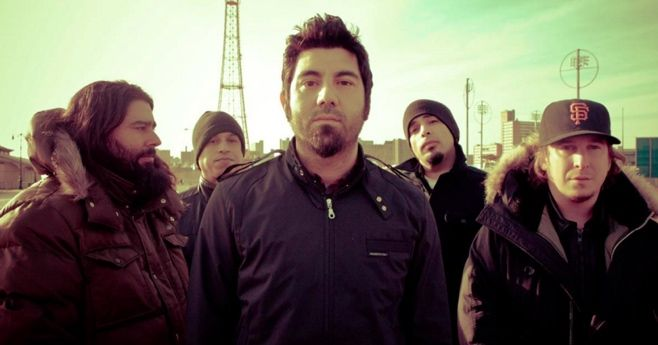 NEW Deftones Single - Prayers/Triangles - will be on upcoming album called GORE on April 8, 2016. I can't wait!