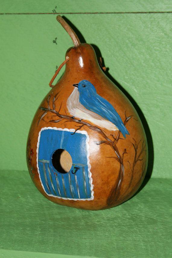 скворечник-тыквы-для-птицы