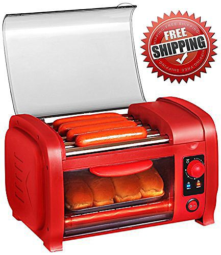Hot Dog Toaster Oven