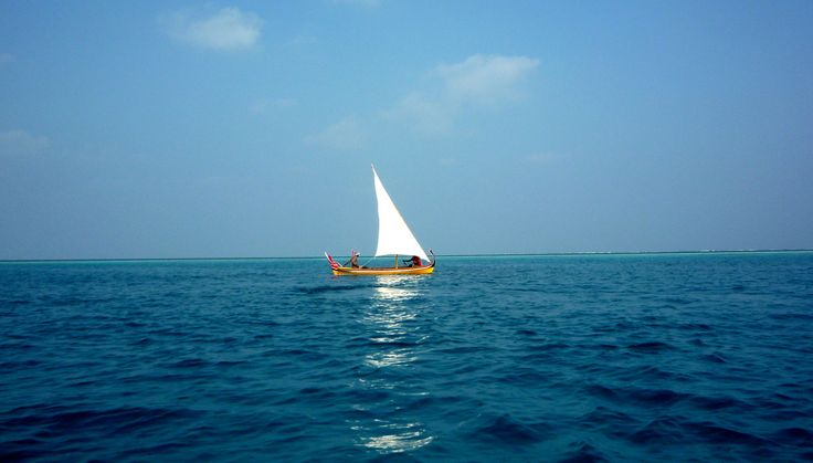 https://flic.kr/p/7wfg3v | Dhoni | Dhoni or Doni (Dhivehi: ދޯނި pronounced Dōni) is a multi-purpose sail boat with a motor or lateen sails that is used in the Maldives. It is handcrafted and its use within the multi-island nation has been very important. A dhoni resembles a dhow, a traditional Arab sailing vessel.  The traditional dhoni is one of the oldest known sea vessels in the Maldives. Many of these traditional sailing vessels were, of necessity, built using coconut palm timber. The…