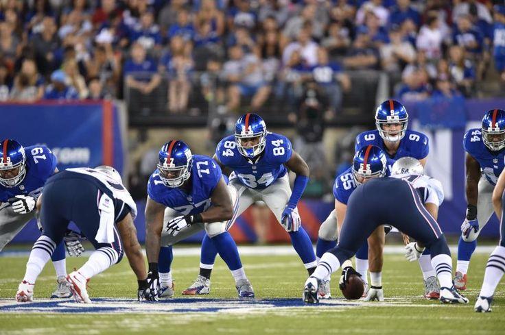 Preseason Week 4 Giants vs. Patriots - Line 'em up boys! (8/28/14) The New York Giants defeat the Patriots, 16-13 in their final preseason game!