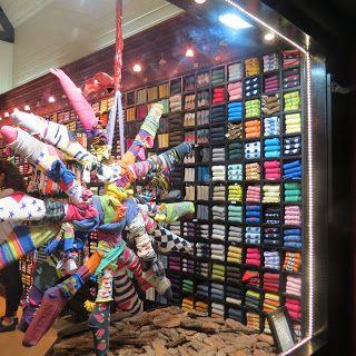 SOCKS STORE en Campos do Jordao | Visual Merchandiser Reporter