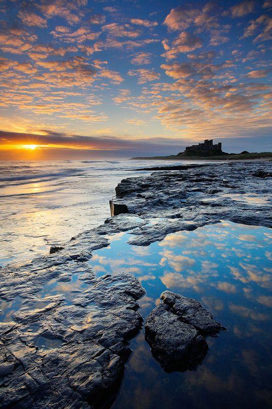 Bamburgh Castle & Coast