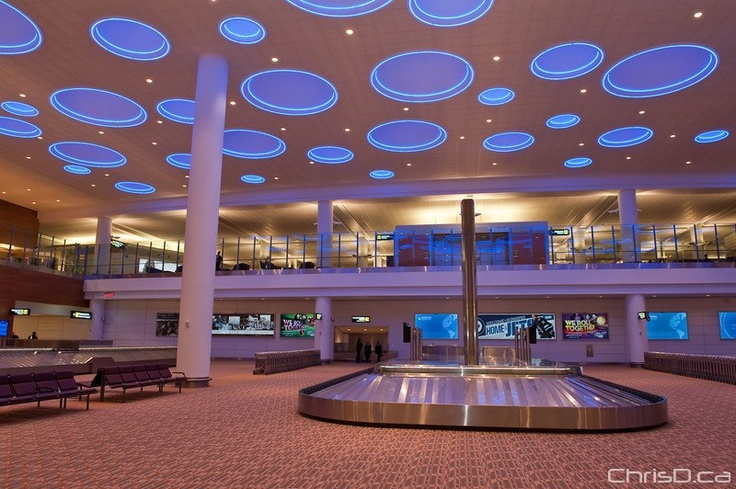 James Armstrong Richardson Winnipeg International Airport