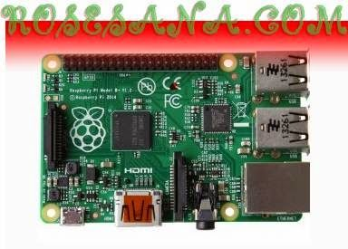 2R Hardware & Electronics: Raspberry Pi model B+