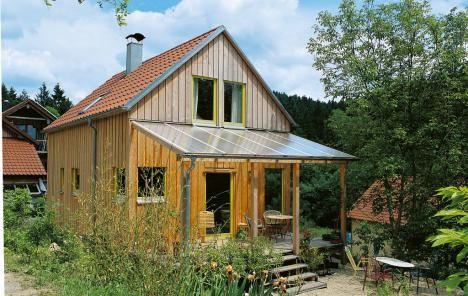 Preiswert: Ein-Mann-Haus - Neubau - Hausideen, so wollen wir bauen - DAS HAUS