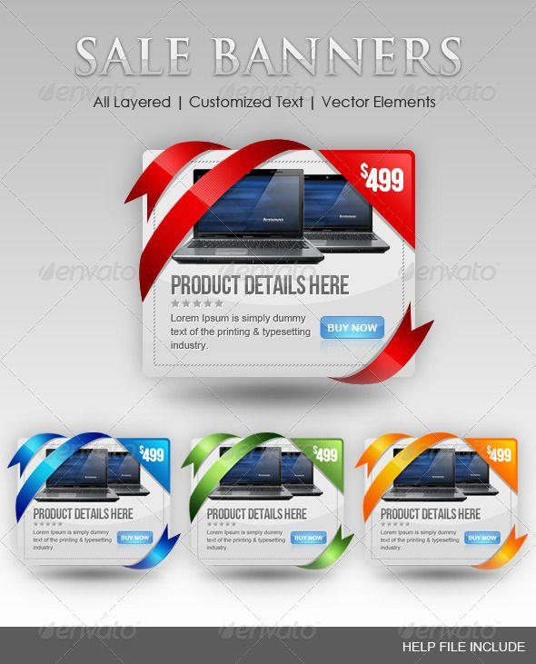 118 best web-banner images on Pinterest | Web banners, Flyer ...
