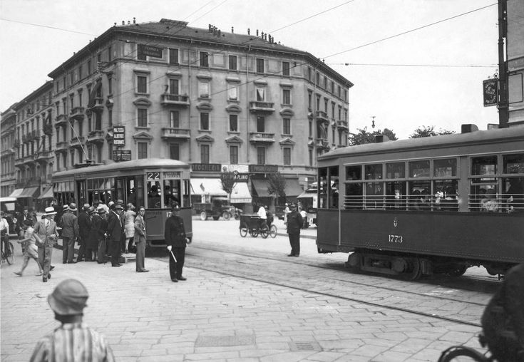 Piazzale Lima - 1940