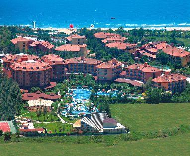 Hotel Stone Palace Side Turkije