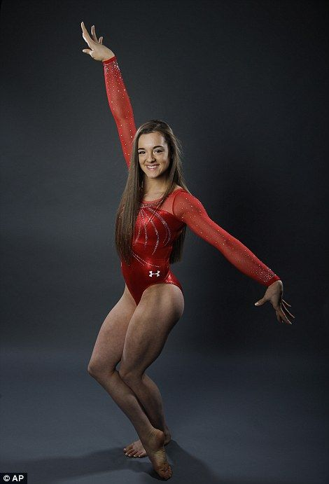 US Olympic athletes show off their finely honed bodies