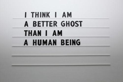 """i think i am a better ghost than i am a human being."" noah czerny #ravenboys"
