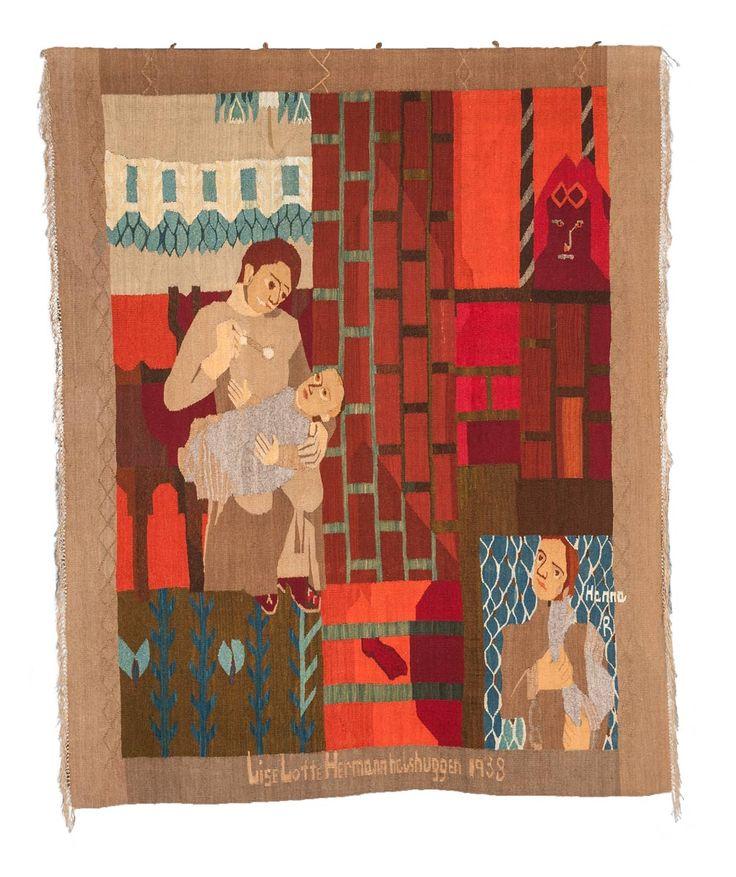 Hannah Ryggen. Weaving the World - The National Museum