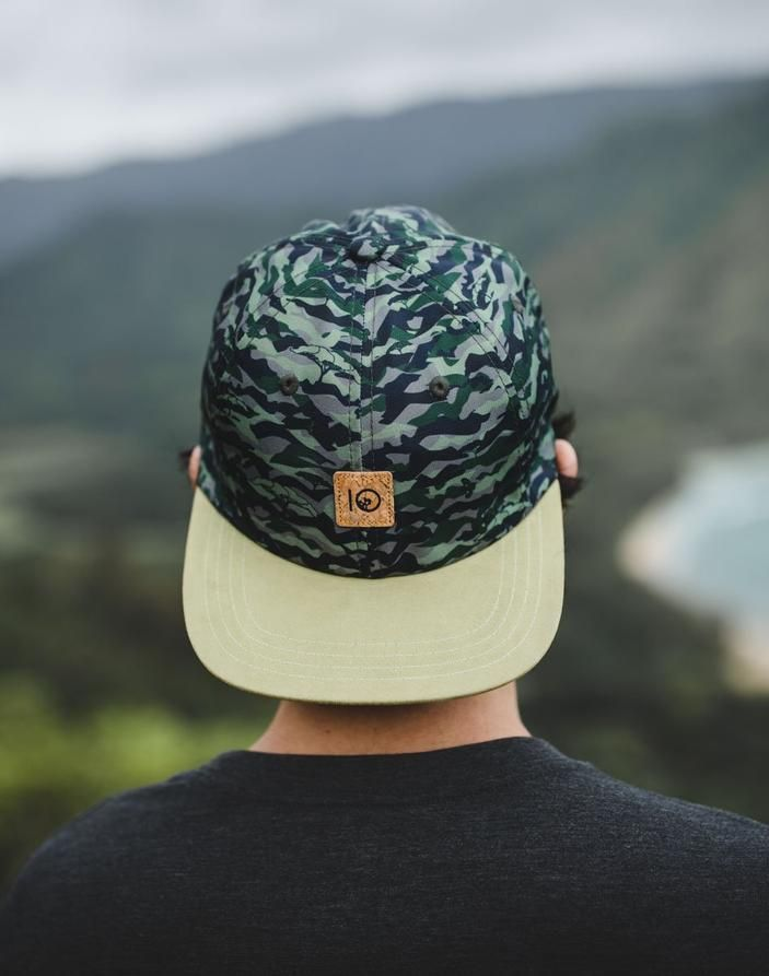 separation shoes e96c1 ce6d6 Spruce is the perfect 6-panel strapback! Made partly of hemp, Spruce is