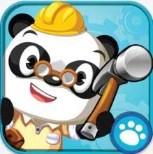Dr. Panda klusjesman – app review