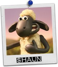 Shaun the Sheep. Who knew that claymation could create a spin off? Now there is a spin off of a spin off in Timmy Time.