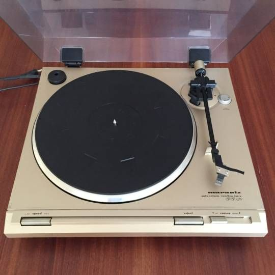 platine vinyle hi fi vintage marantz pinterest. Black Bedroom Furniture Sets. Home Design Ideas