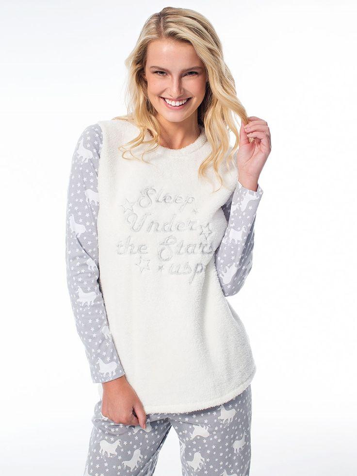 US Polo 15541 Bayan Polar Pijama Takım    Mark-ha.com #markhacom #pijama #fashion #newseason #moda #trend #yenisezon #uspolo