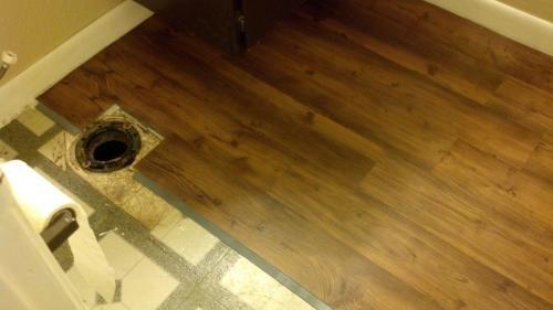 6 in x 36 in barnwood resilient vinyl plank flooring 24