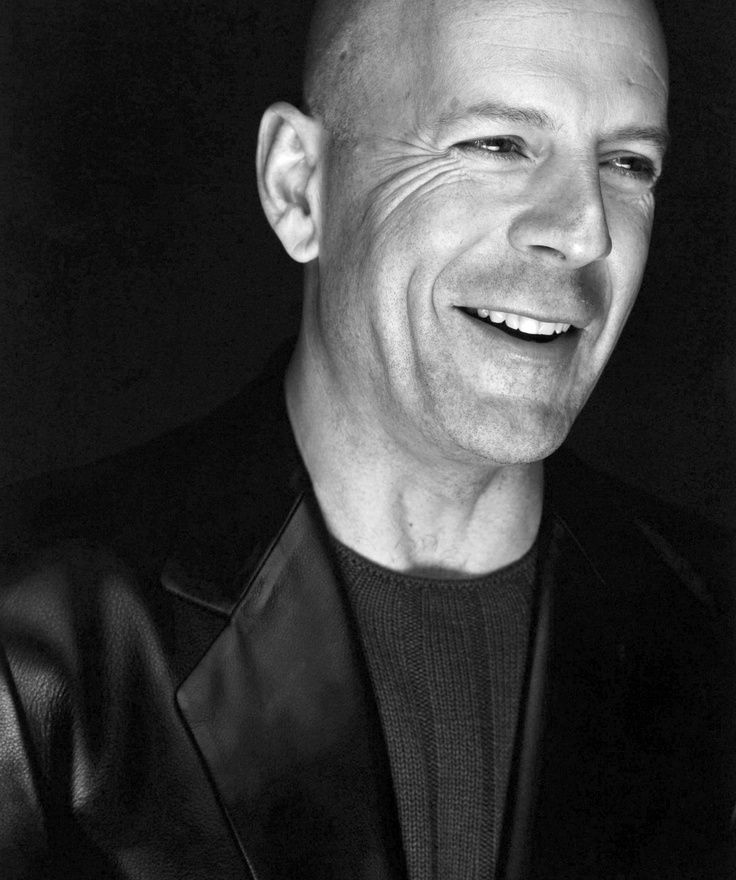 Bruce Willis...only gets better with age