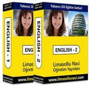 1. Kur Grapho-English + 2.Kur Speak English Better  http://www.limasollunaci.com/ingilizce/ingilizce-egitim-seti/