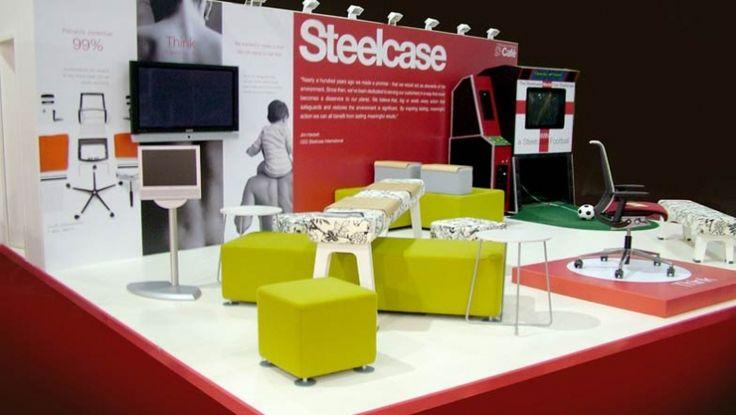 Steelcase Exhibition Graphics