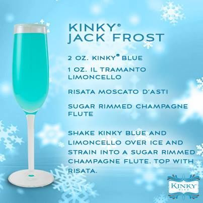 Winter Jack Drink Recipes