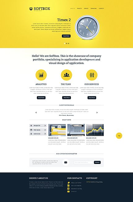 Everything you do says something about your business! What do you want your Website to say? These considerations will help you design a better Website. #Template #Responsive #Software #website