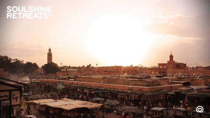 Soulshine Moroccan Yoga Adventure