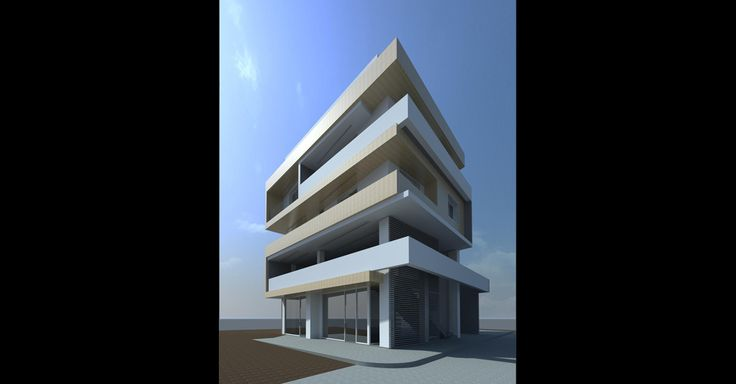 MIXED USE BUILDING | MRA Architects