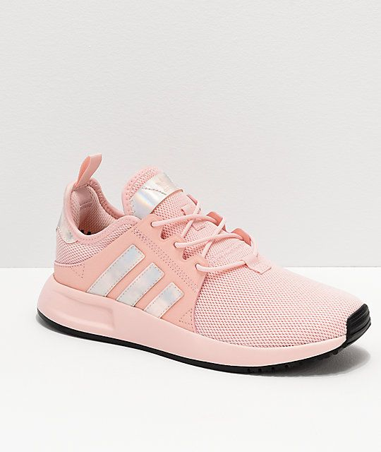 adidas Xplorer Pink & Metallic Shoes in 2019 | Shoes | Shoes, Adidas ...