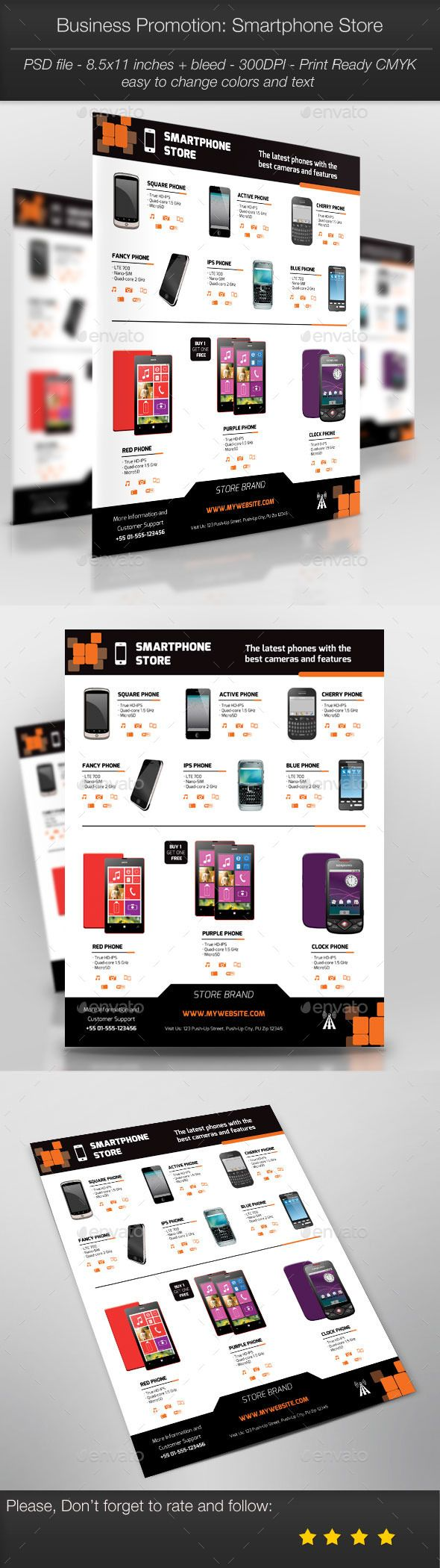 Business Promotion: Smartphone Store