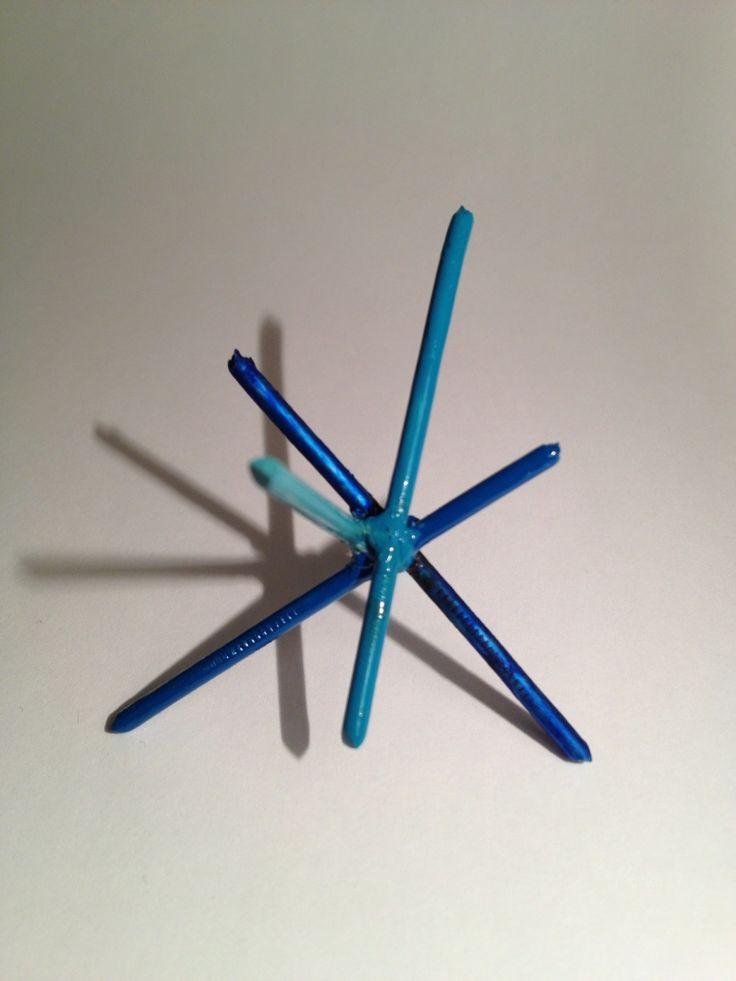 Many blue... Many shapes, many colors, many possibilities ...