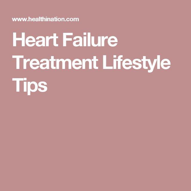 Best 25 Heart Failure Treatment Ideas On Pinterest