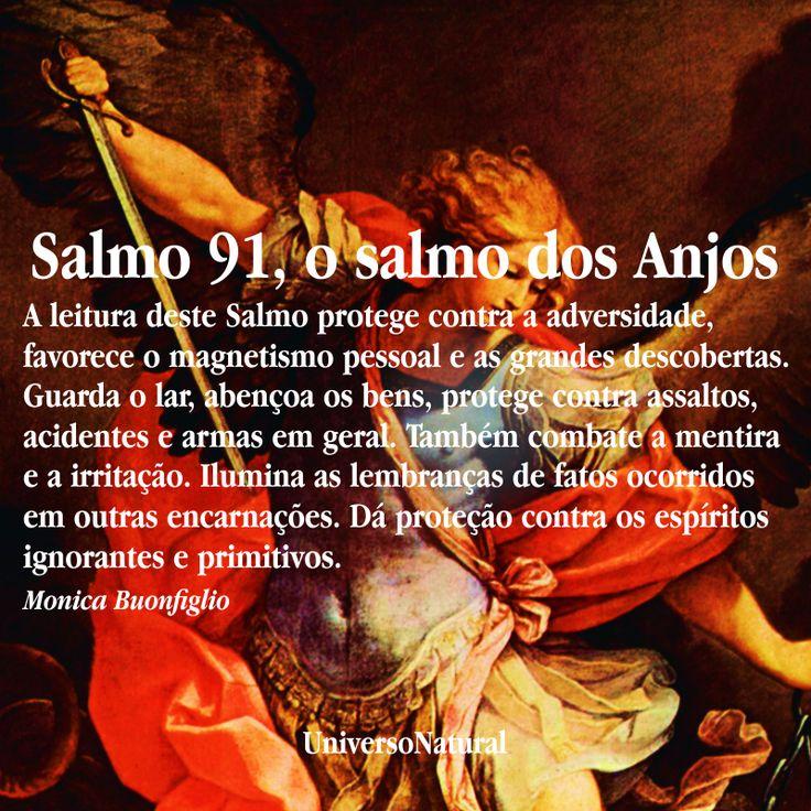 Salmo 91, o salmo dos Anjos