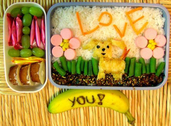 cute bento box!