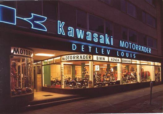 Detlev Louis - 1960 in der Rentzelstraße #Motorrad #Motorcycle #Motorbike #louis #detlevlouis #louismotorrad #detlev #louis