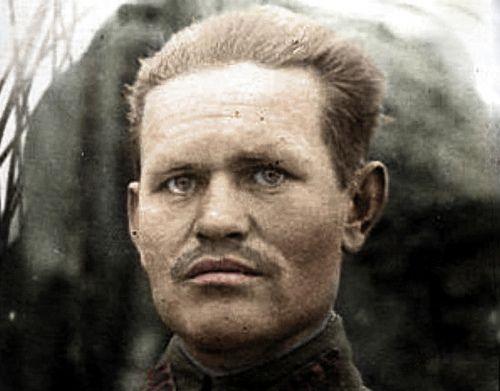 Faces Of War - Vassili Zaitsev - Famous Stalingrad sniper | Flickr - Photo Sharing!