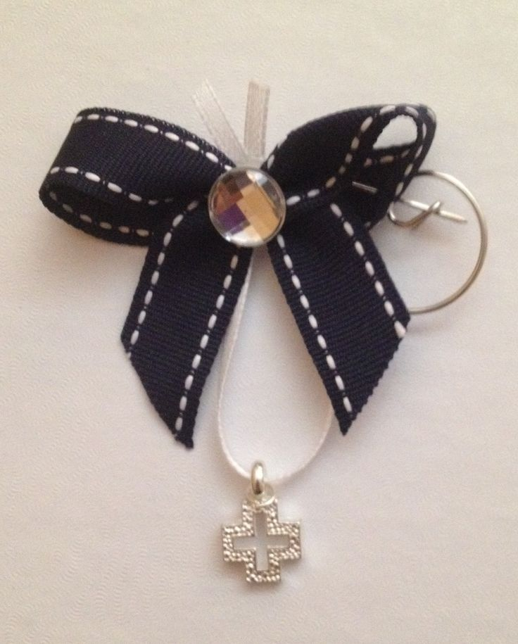 Navy with Spiral Pin Martyrika