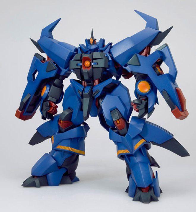 Super Robot Wars - Granzon 16cm Model Kit by Kotobukiya